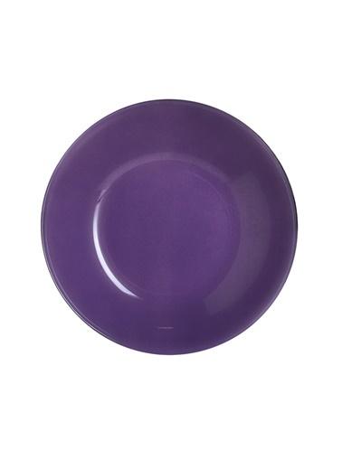 Arkcam Yemek Tabağı Renkli